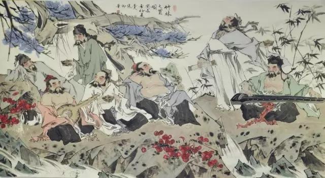 古琴曲欣赏《酒狂》弹奏:刘扬 —— 以酒为狂 纵意此生图片